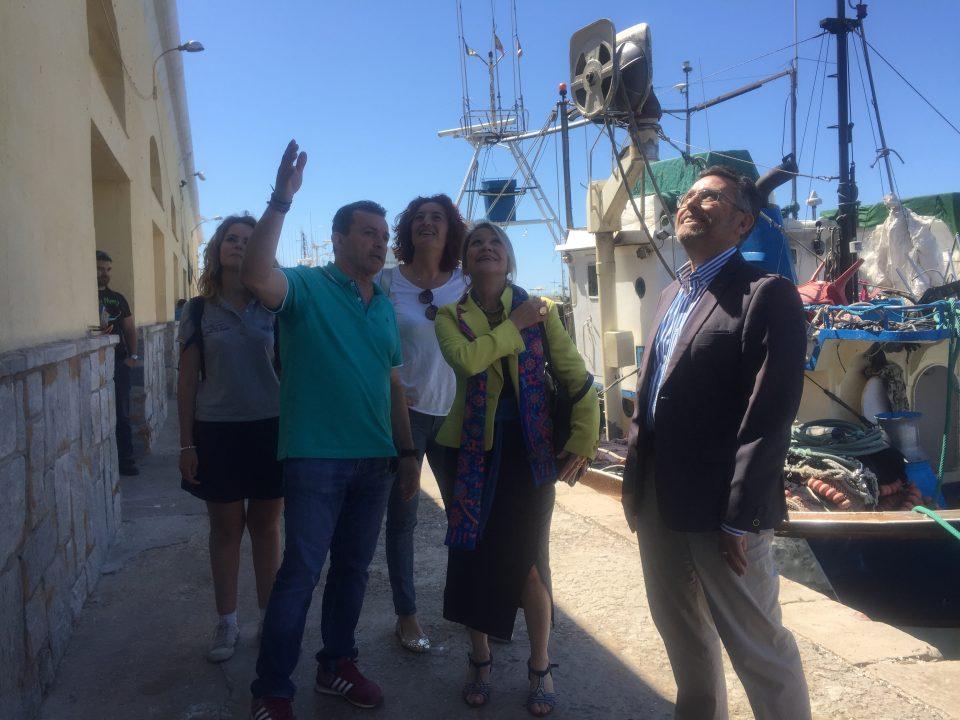 Rodríguez Piñero impulsará ayudas europeas para Pesca Turismo 6