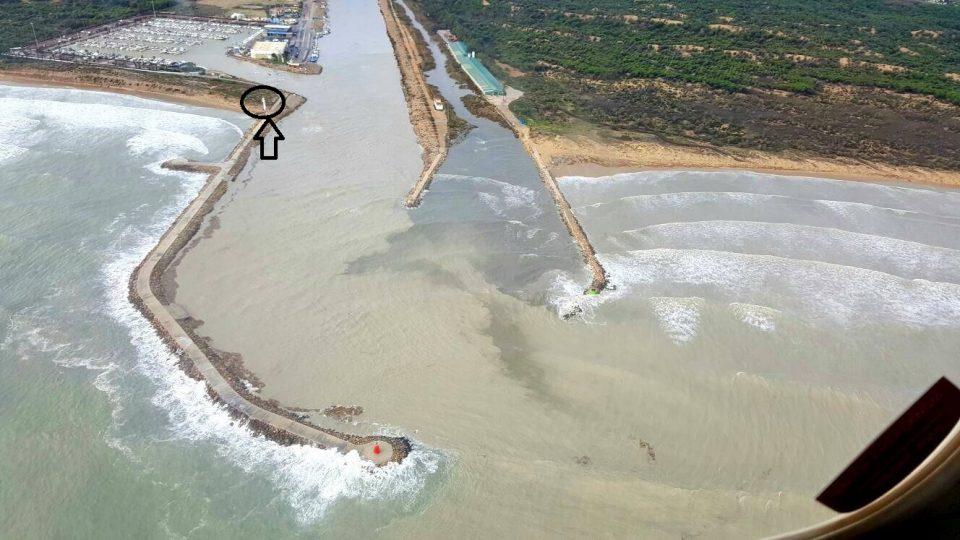 La desembocadura del río Segura; la trampa final 6