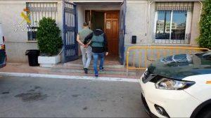Detenido un barrendero que lideraba una organización criminal en Torrevieja 9
