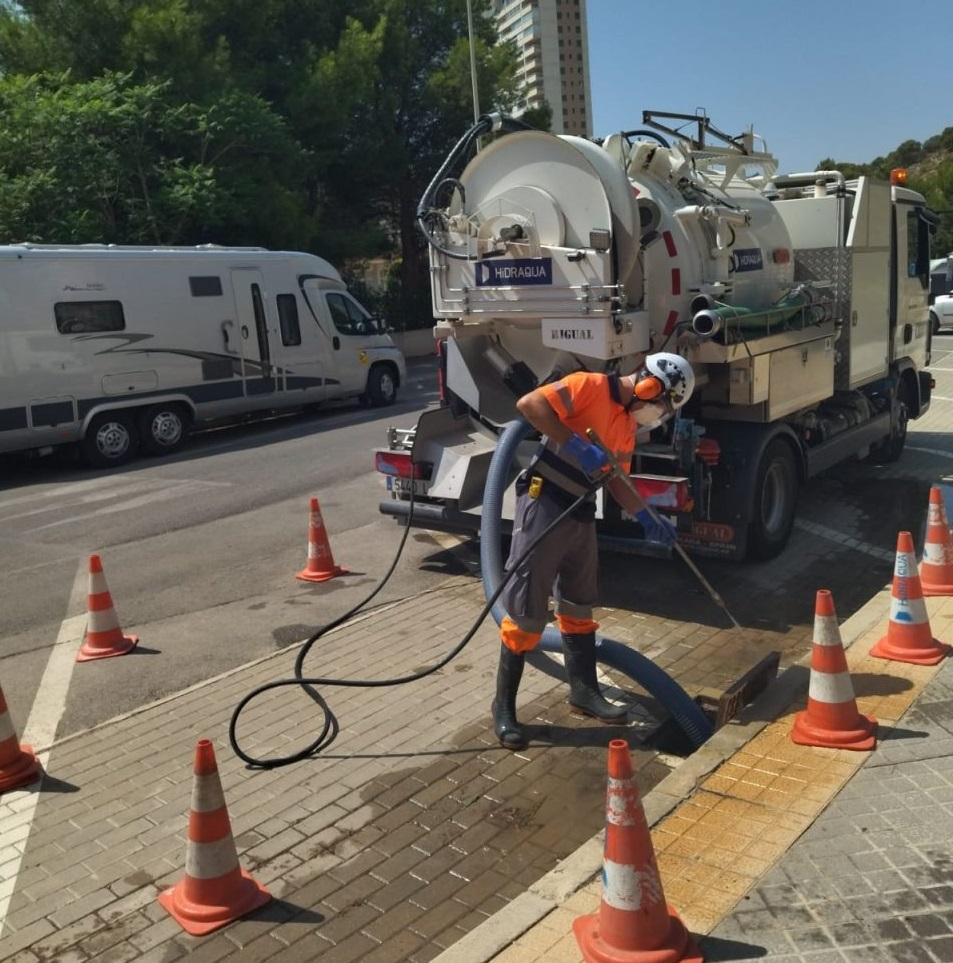 Hidraqua presenta en el Congreso Nacional del Agua los proyectos frente a las inundaciones 6