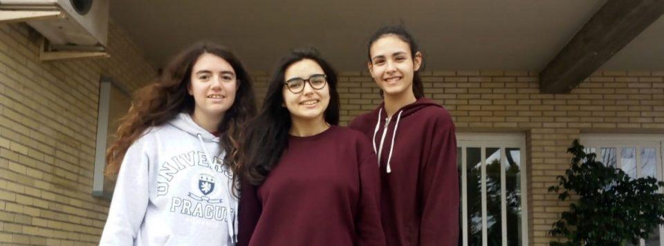 Una alumna del IES Thader busca estar entre las mejores matemáticas europeas 6