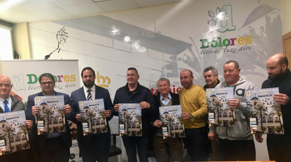 """Dolores presenta la """"Copa Comunitats"""" de Colombicultura 6"""