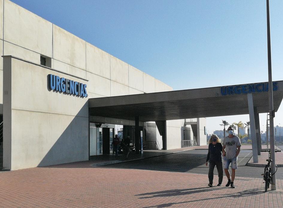 Insostenible el colapso en las Urgencias del Hospital de Torrevieja 6