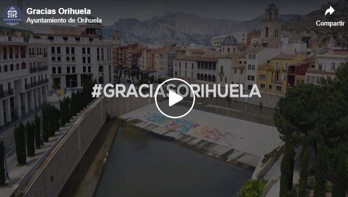 El Ayuntamiento agradece a Orihuela el esfuerzo realizado durante la pandemia con un vídeo 6