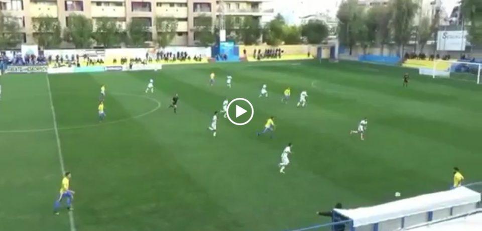 Dos goles que hacen historia en el Orihuela CF 6