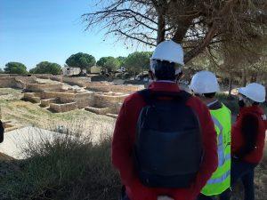 Las obras en los yacimientos de Guardamar finalizarán antes del verano 8