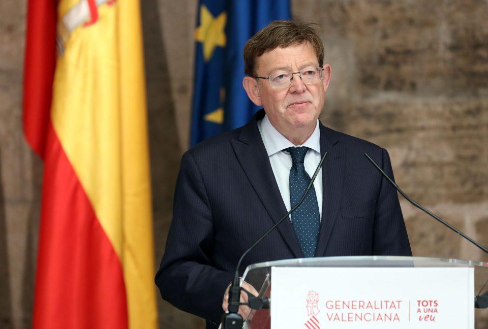 Ximo Puig asegura que las restricciones deben persistir unas semanas más 6
