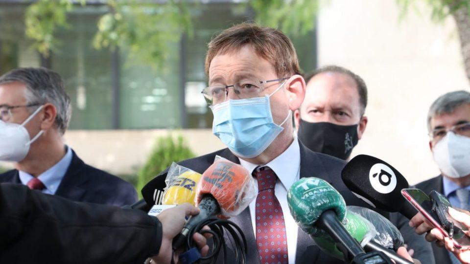 Ximo Puig anuncia que alargará las restricciones hasta el 9 de diciembre 6