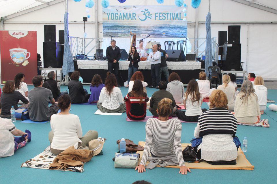 Guardamar prepara ya una nueva edición de YogaMar Festival 6